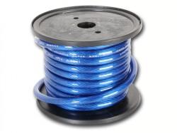Stromkabel 35qmm Rollenware black CCA