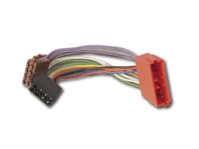 Radioadapter CITROEN, PEUGEOT auf ISO