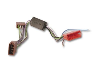 Aktivsystemadapter AUDI, PORSCHE, SEAT, SKODA, VW Aktivsystem mit 20pol MINI ISO
