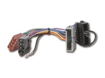 Radioadapter CHRYSLER auf ISO bis Bj. 2001