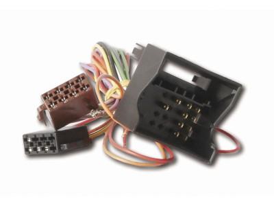 Radio Adapter SEAT, SKODA, VW - Quadlock auf ISO