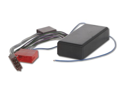 Aktivsystemadapter AUDI, PORSCHE, SEAT, VW mit Bose Soundsystem