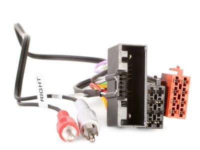 Radioadapter FORD ab Bj. 2010 mit USB/AUXIN