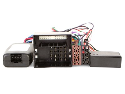 Lenkradfernbedienungsadapter FORD CAN Bus Fiesta,Focus,Mondeo,CMax,SMax,Trans...