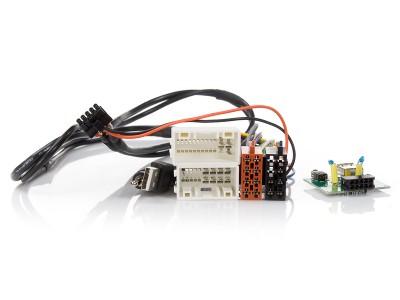 Radioadapter + USB/AUX Replacement HYUNDAI ab 2009/10