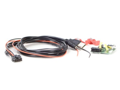 USB/AUX Replacement SSANGYONG Actyon