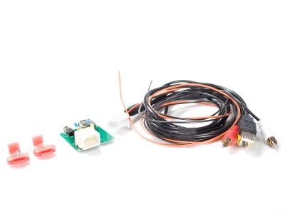 USB/AUX Replacement  HYUNDAI, KIA