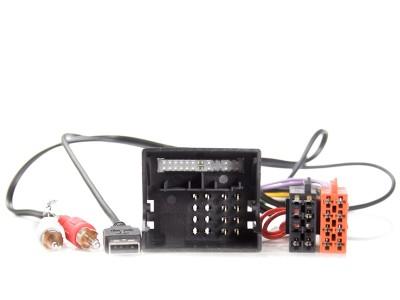 Radioadapter ALFA ROMEO Giulietta ab 2010 mit Navi, USB, AUX