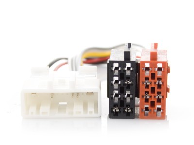 Radioadapter SMART Fortwo, RENAULT Twingo ab 2015 - ISO