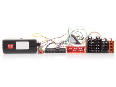 Lenkradfernbedienungs/CAN Bus Adapter OPEL Vivaro, RENAULT-ISO