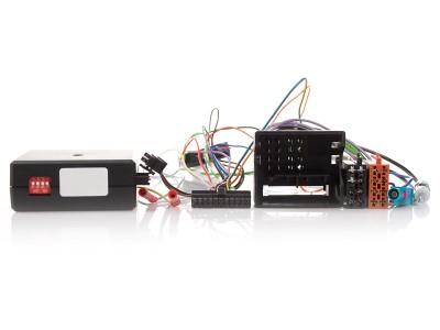 Lenkradfernbedienungs/CAN Bus Adapter RENAULT-Quadlock Megane ab 2008