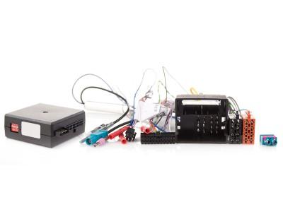 Lenkradfernbedienungs/CAN Bus Adapter MERCEDES mit Quadlock