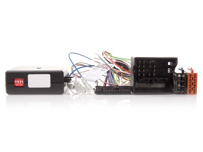 Lenkradfernbedienungs/CAN Bus Adapter FORD mit Quadlock