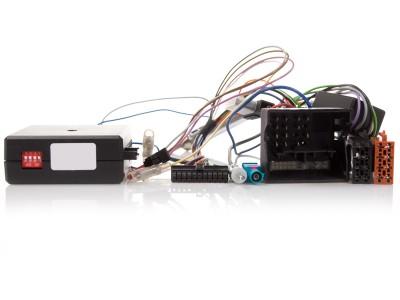 Lenkradfernbedienungs/CAN Bus Adapter AUDI Quadlock+Aktivsystem