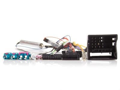 Radioadapter VW/KENWOOD 20-pin+PHANTOMANTENNE für Interface 40629