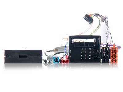 CAN BUS Interface mit 5 Serviceausgängen AUDI, LAMBORGHINI,  PORSCHE, SKODA, VW