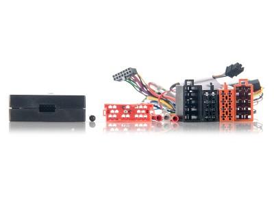 LFB/CAN BUS Interface mit 5 Serviceausgängen AUDI mit Mini ISO