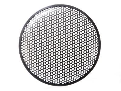 Lautsprechergitter für 12 - 30cm Lautsprecher, Wabe, Sechsecklochung