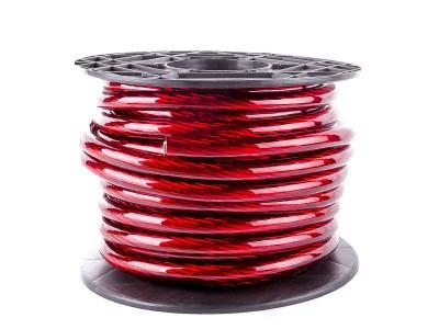 Stromkabel 50qmm  Rollenware KUPFER rot